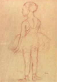 bailarina de ballet by francisco serra