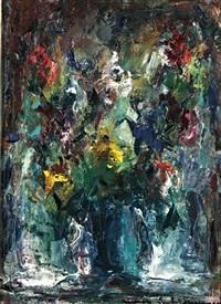 virágcsendélet by elemer vagh-weinmann