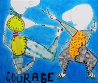 courage (mod) by mikala valeur