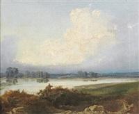 il lago di candia by giuseppe camino