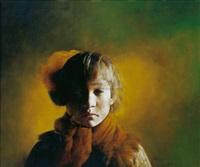 village girl by liu derun