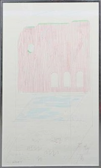 two large compositions (2 works) by lise honore