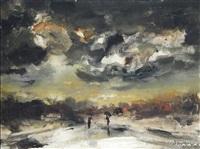 winter by albert saverys