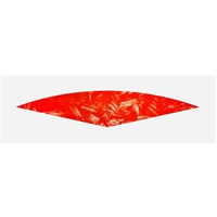 red curve, state 1 by ellsworth kelly