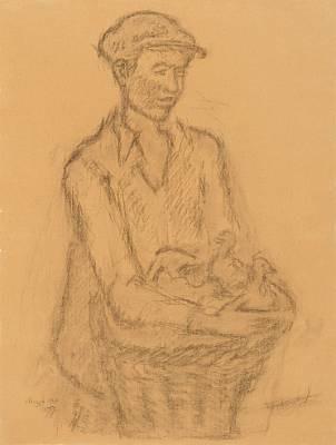 boy portrait of marianne 2 works by georg jacobsen