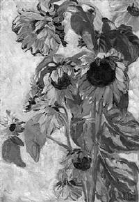 sonnenblumen by ida gerhardi
