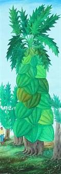 tropicla fruit tree by jasmin joseph