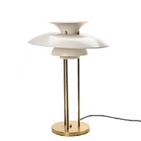 ph-5 table lamp by poul henningsen