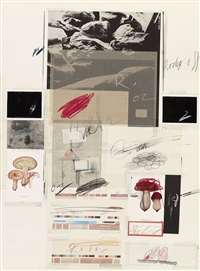 natural history part i (no.x) by cy twombly