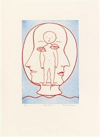 self portrait by louise bourgeois