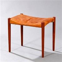 stool by ejnar larsen and aksel bender madsen