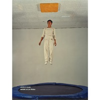 plafond de verre/calories to break:/1567296 cal. per lifetime by michael joo