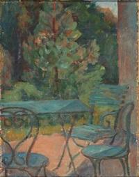 garden furniture by ellen fischer