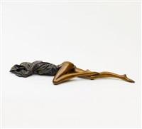 liegende (venus sdraiata) by bruno bruni
