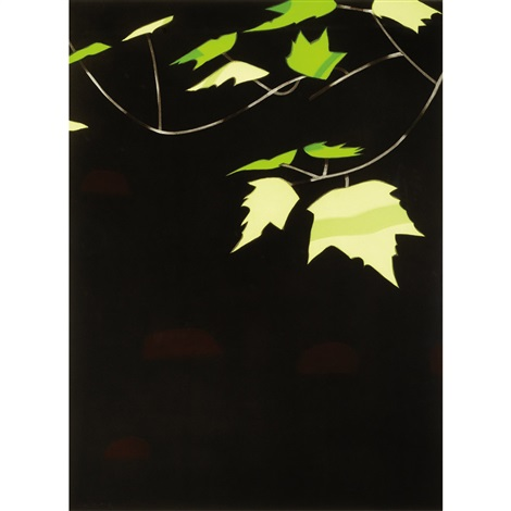 black brook by alex katz