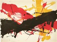 26 blatt graphik (26 works) by franz fedier