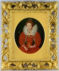 portrait of queen elizabeth i by anonymous (18)