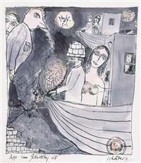 nach chagall by hans schärer