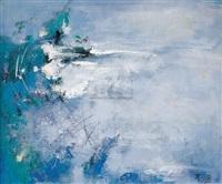 blue melody by liu xun