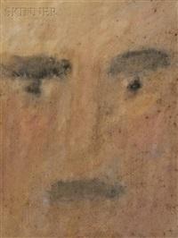 untitled (head) (self-portrait) by lucas samaras