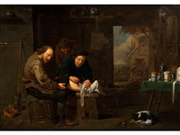 die beinoperation by david teniers the younger