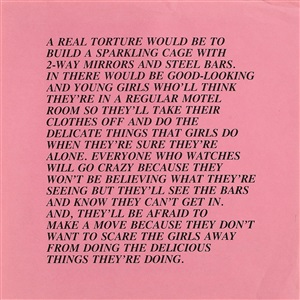 artwork by jenny holzer