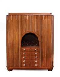 cabinet by louis majorelle