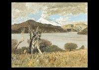 landscape by kazuo tamura