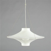 skyflyer hanging lamp by yki nummi