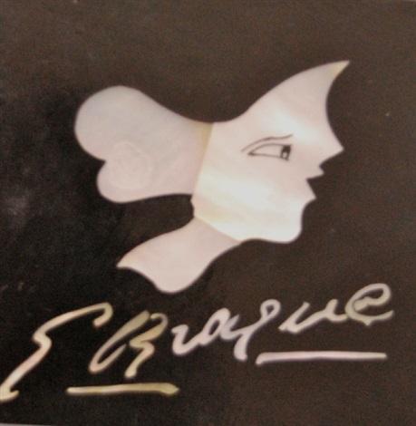 boîte by georges braque