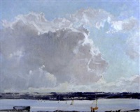 shoreline, suffolk by edward holroyd pearce