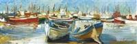 les bateaux de cadix by dmitry alexéev