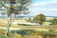 near cockernhoe, bedfordshire (+ offley, hertfordshire; 2 works) by h. j. squires
