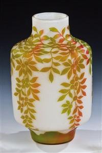 vase mit zweigen by beckmann & weis