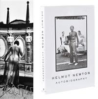 nue dans la villa d'este by helmut newton