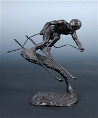 skier model by mark coreth