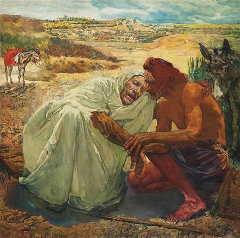 a helping hand by erich wolfsfeld