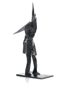 guerriero n. 4 by germaine richier
