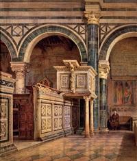 chiesa di san miniato (firenze) by emanuel stöckler