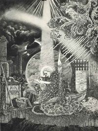 the apocalypse by sidney h. sime