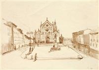 santa croce, florenz by joachim heuer