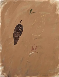 untitled (leaves) by lennart aschenbrenner