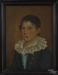portrait of a boy by william matthew prior