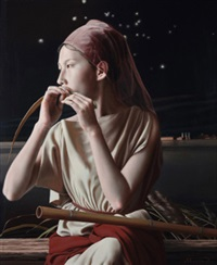 在水一方 (the story of a girl) by ma jinghu