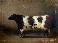 the wimpole heifer,
