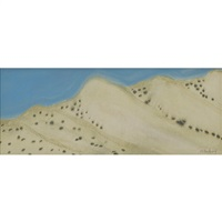 dunes by milton avery