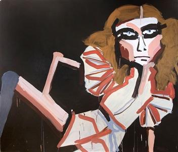 artwork by katherine bernhardt