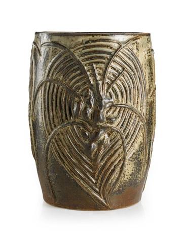 living stone vase by axel johann salto