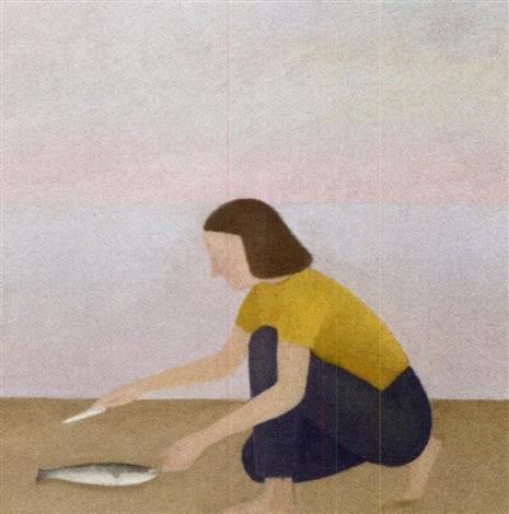 the catch by helen miranda wilson