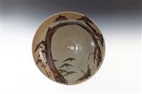 plate by taroemon nakazato